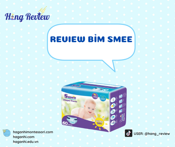 REVIEW BỈM SMEE