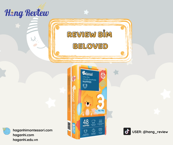 REVIEW BỈM BELOVED ÚC