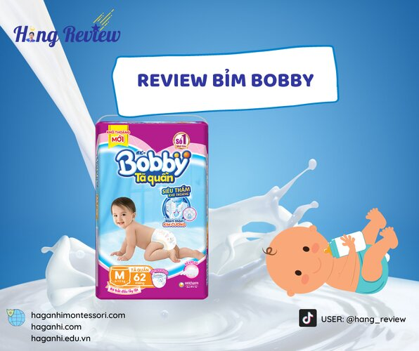 REVIEW BỈM BOBBY